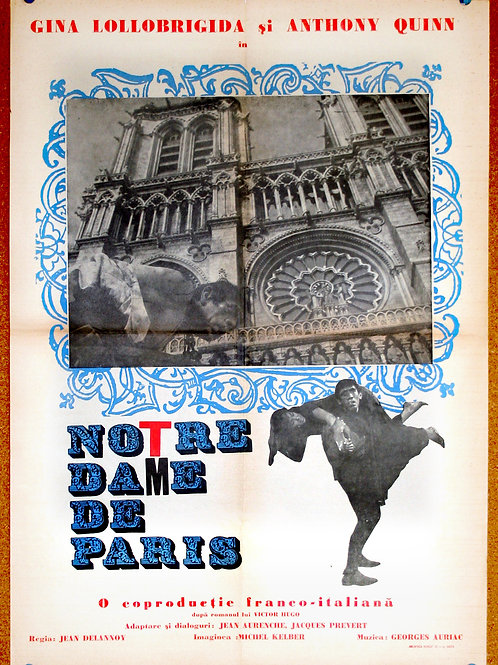 The Hunchback of Notre Dame, 1957