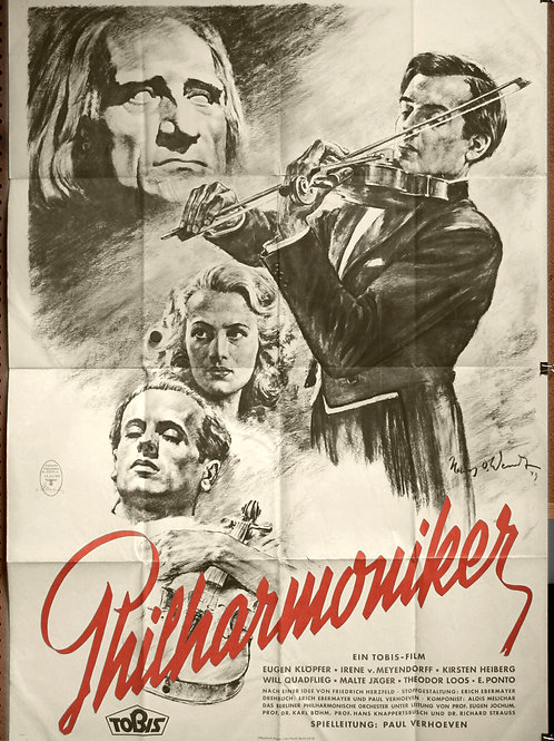 Philharmonics, 1943