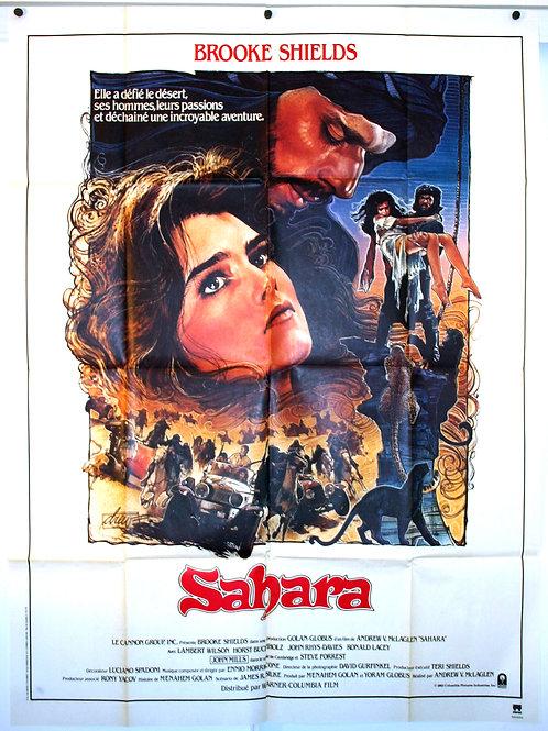 Sahara, 1982