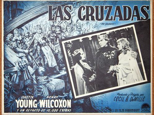 The Crusades, 1935