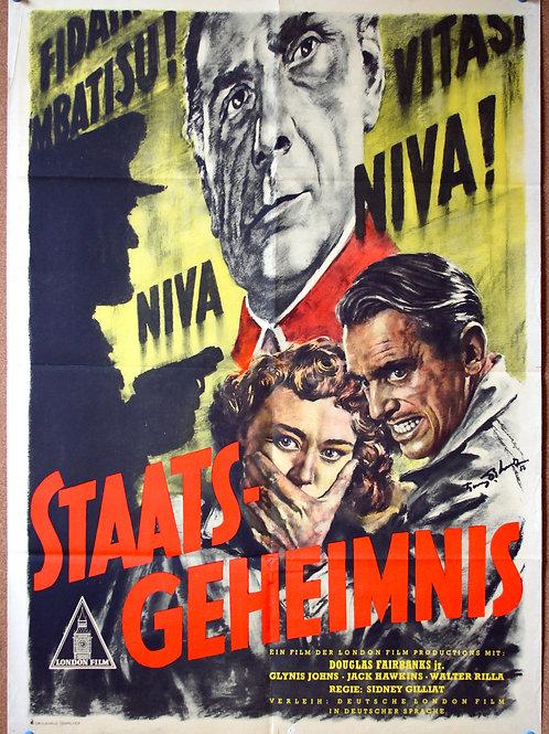 State Secret, 1950