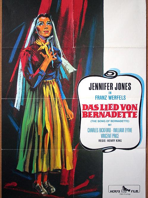 The Song of Bernadette, 1943