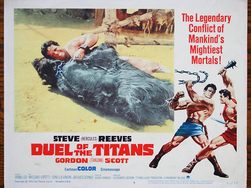 Duel of the Titans, 1962