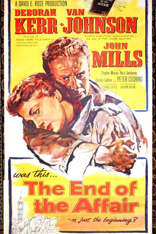The End of the Affair, 1955