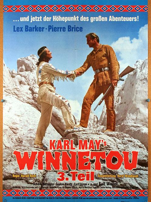 Winnetou: The Last Shot, 1965