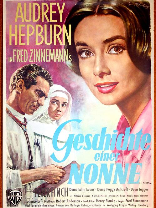 The Nun's Story, 1959