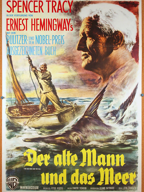 The Old Man and the Sea, 1958