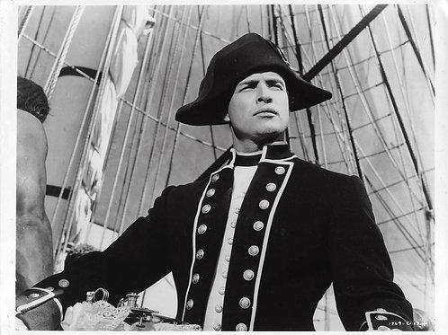Mutiny on the Bounty, 1962 (7 stills)