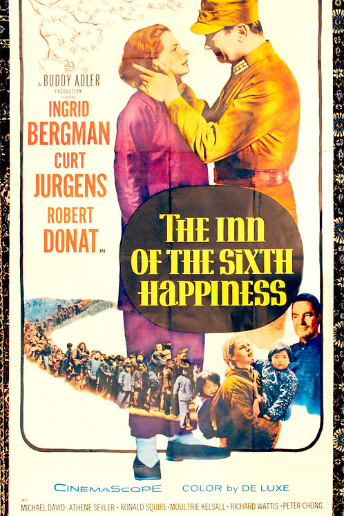 Inn of the Sixth Happiness, 1958