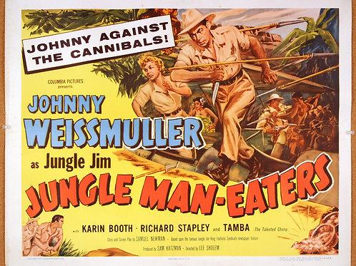 Jungle Man-Eaters, 1954