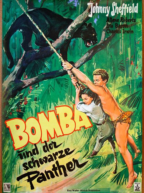 Bomba on Panther Island, 1949