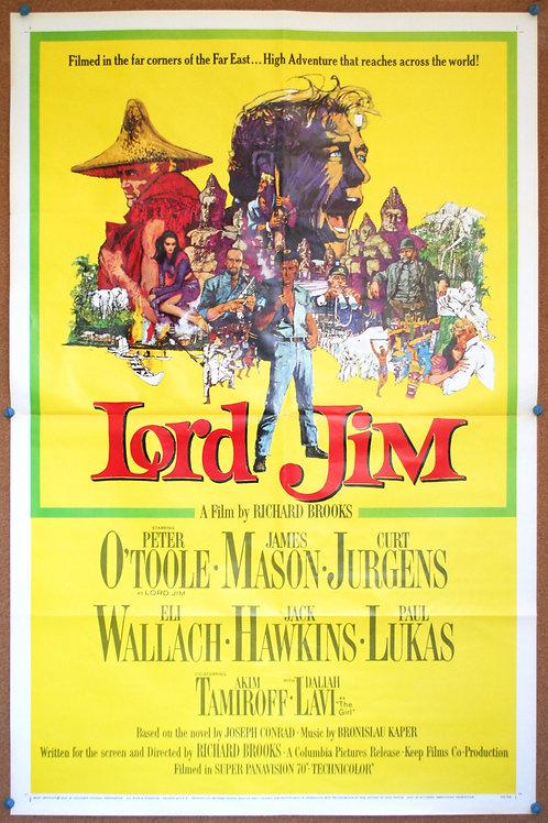 Lord Jim, 1965