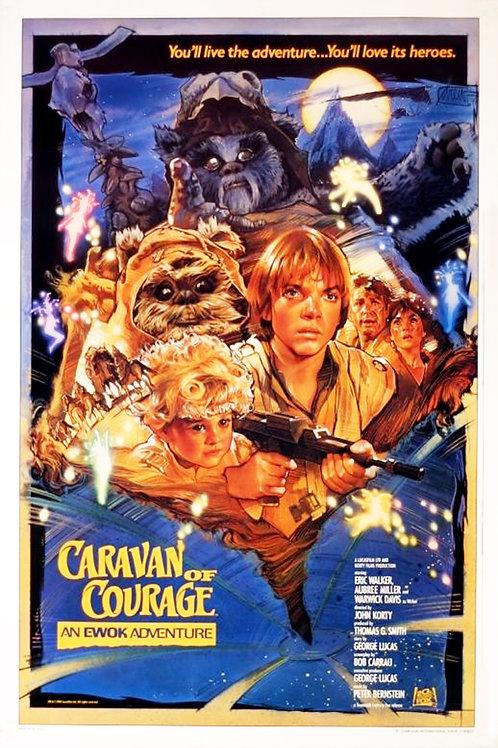 Caravan of Courage: An Ewok Adventure, 1984