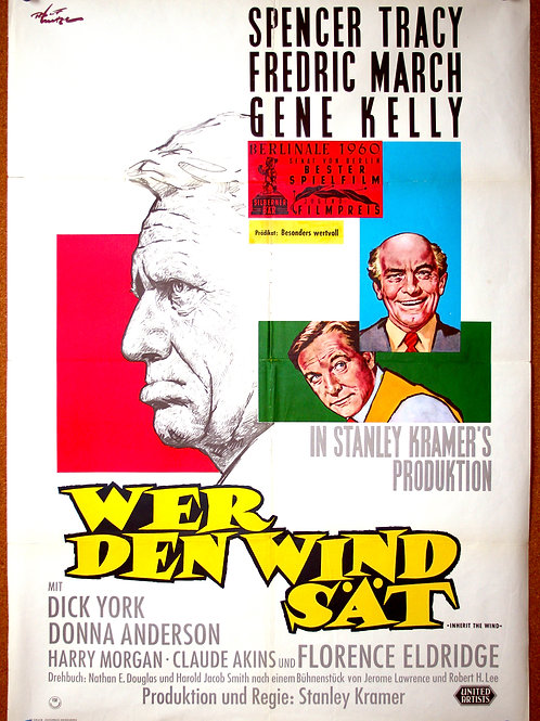 Inherit the Wind, 1960