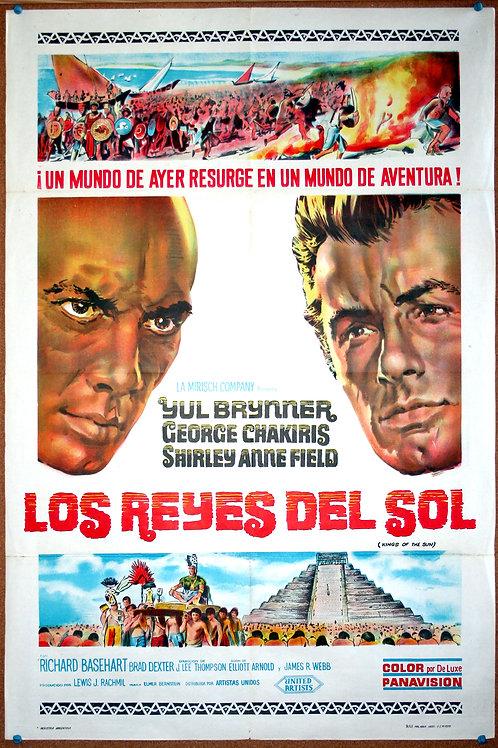 Kings of the Sun, 1963