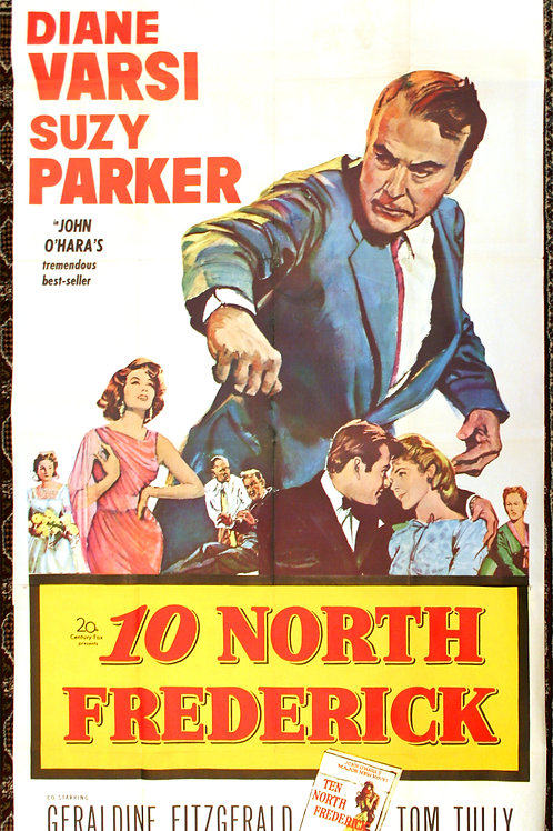 10 North Frederick, 1958