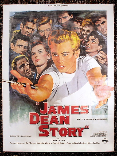 James Dean Story, The, 1957