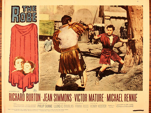 The Robe, 1953 (D)