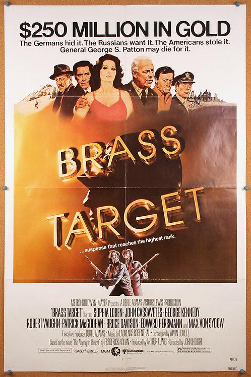 Brass Target, 1978