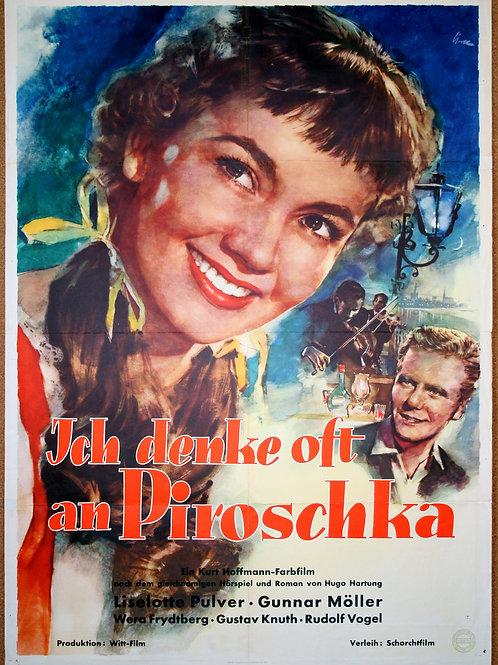 I Often Think of Piroschka, 1955