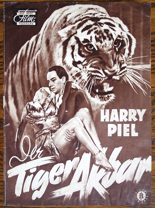 Tiger's Claw, 1951