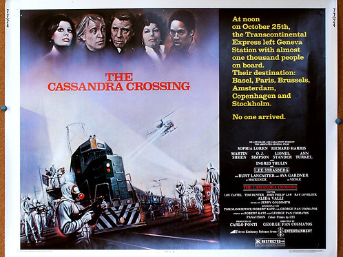 The Cassandra Crossing, 1976