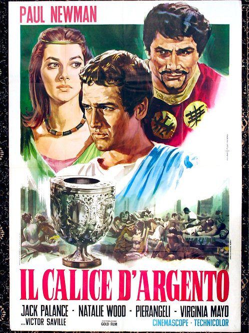 The Silver Chalice, 1954