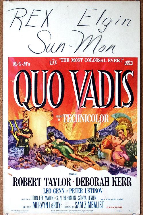 Quo Vadis, 1951