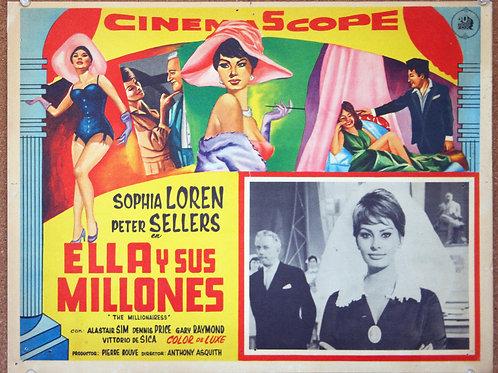 The Millionairess, 1960