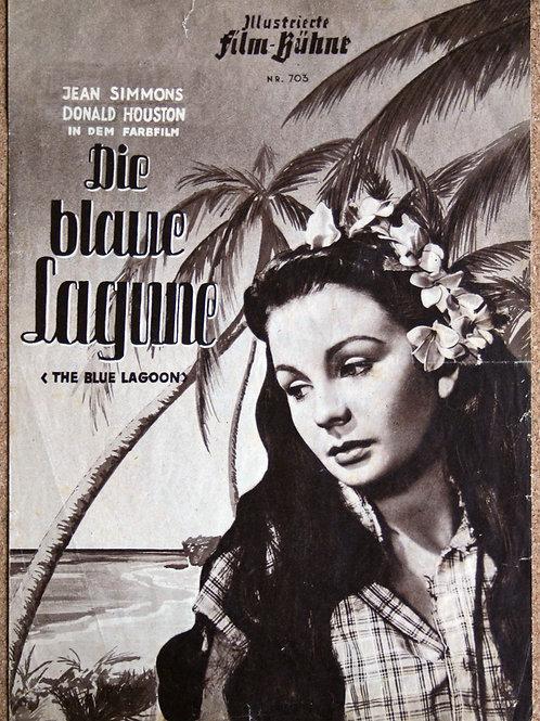 The Blue Lagoon, 1949