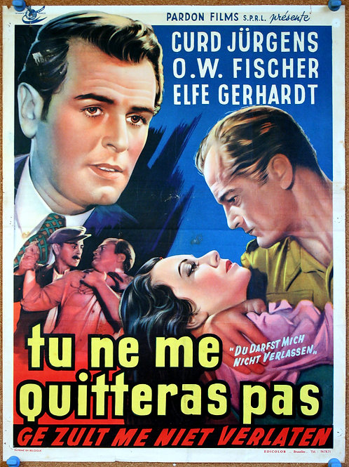Don't Ever Leave Me, 1948