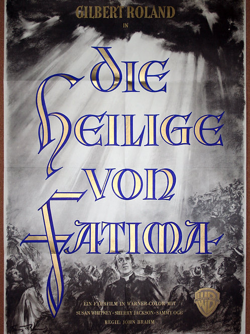 The Miracle of Our Lady of Fatima, 1952