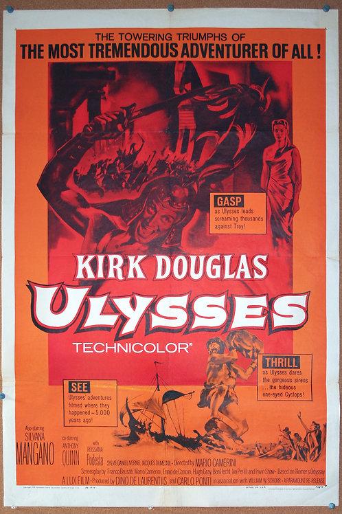 Ulysses, 1954