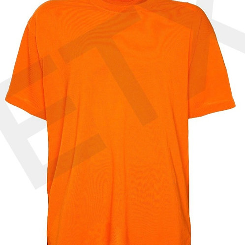 Футболка помаранчева