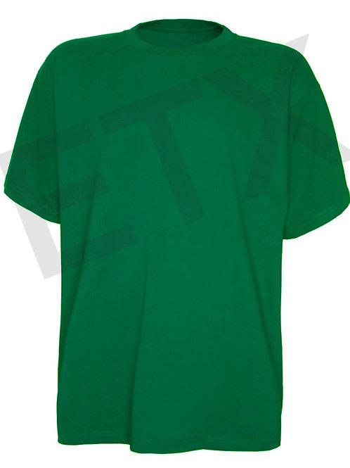 Футболка зелена
