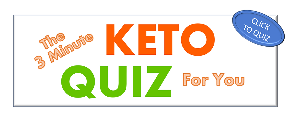 The 3 Minute Keto Quiz For You