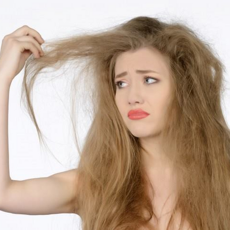SAY GOODBYE TO THE WINTER DRY HAIR!
