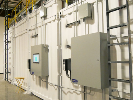 3 Benefits of Using an Intermodal Container Platform For Your Extraction Facility