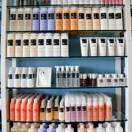 GET TO KNOW THE SALON EVOLVE PRODUCT LINE!