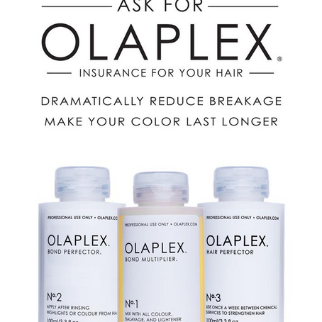 OLAPLEX: WHAT IS ALL THE HYPE?