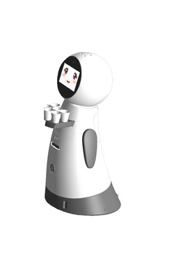Office Assistant Robot