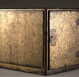 Gold Lacquer Chest
