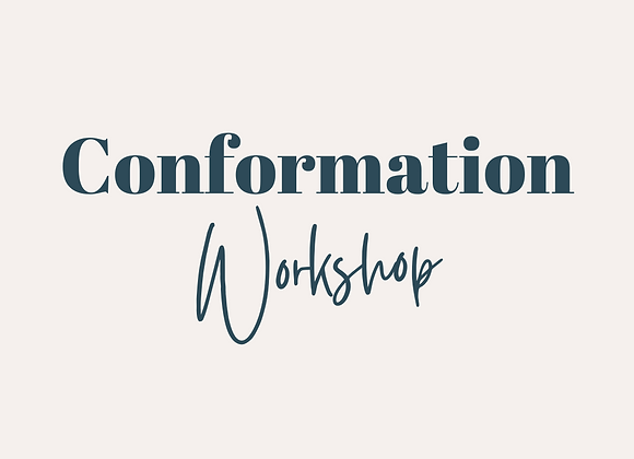 Workshop Conformation