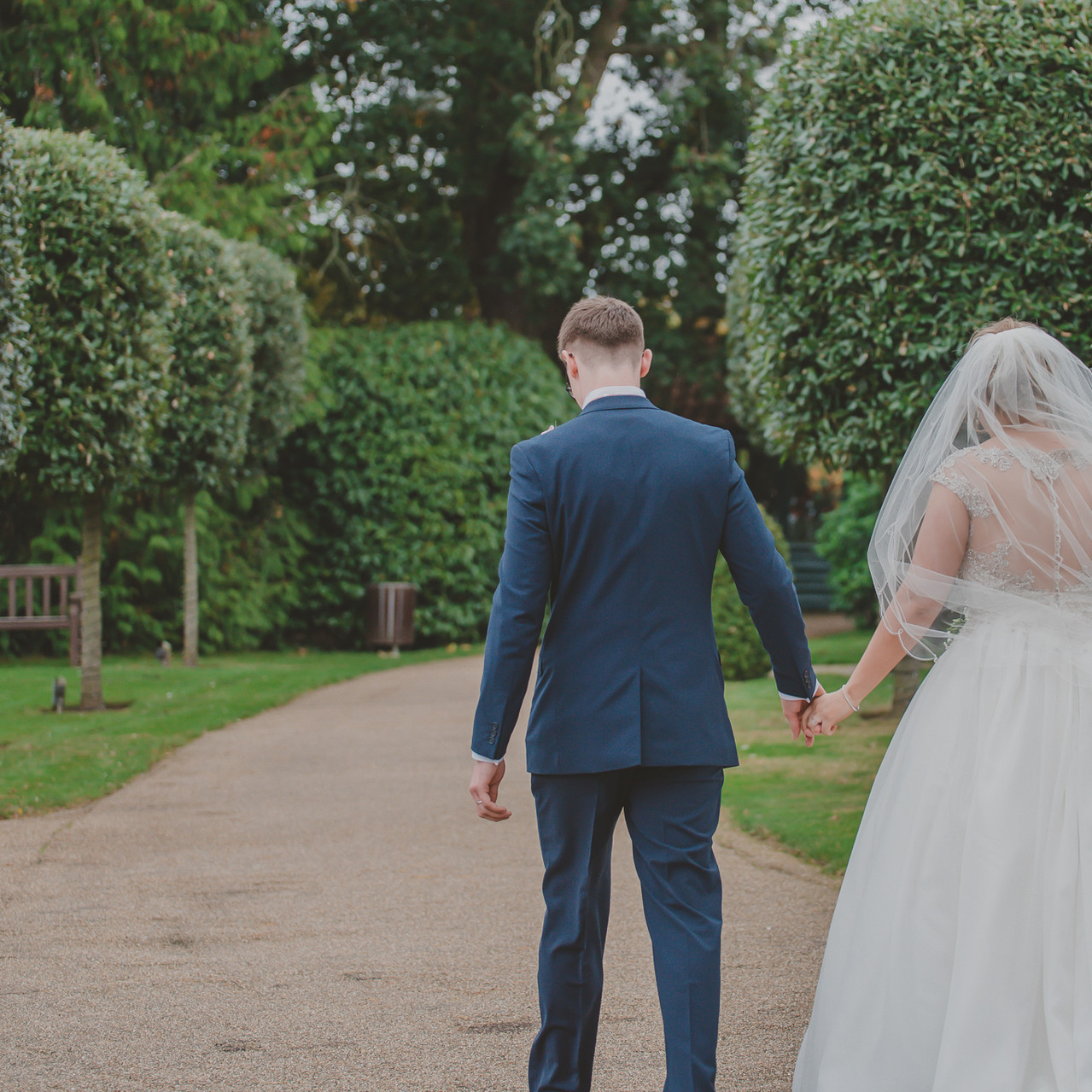 Fay Wedding - Thursford Collection at the Garden Pavilion, Norfolk. And we are done!