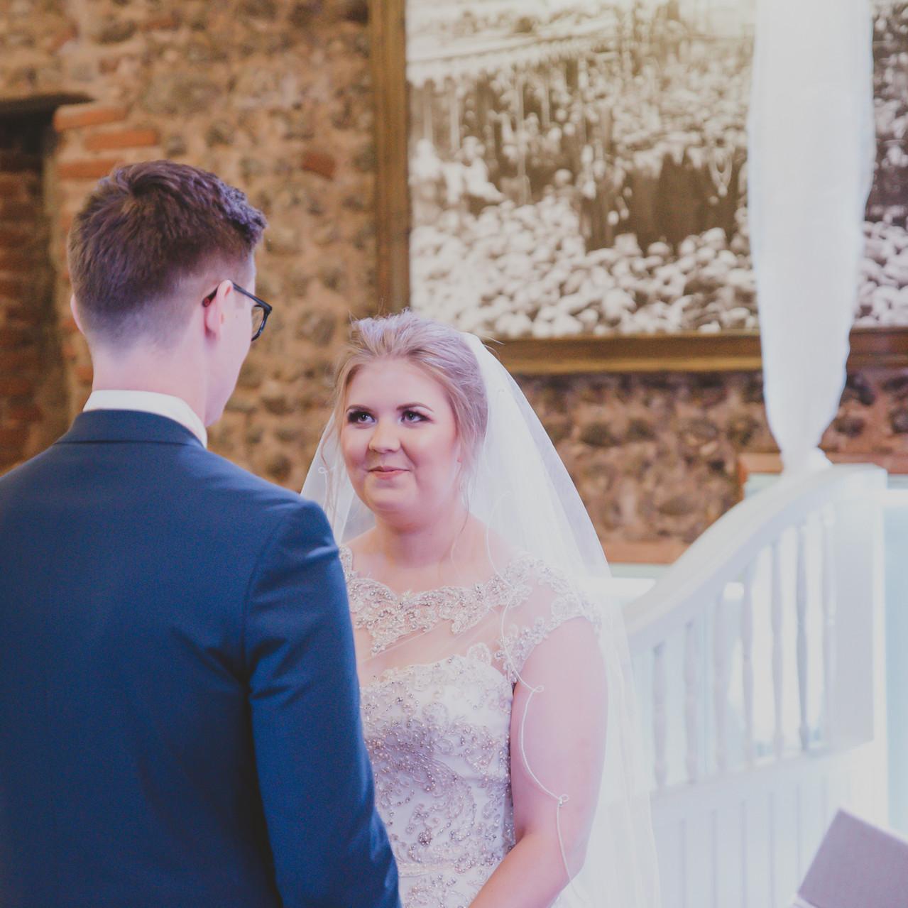 Fay Wedding - Thursford Collection at the Garden Pavilion, Norfolk. The Wedding