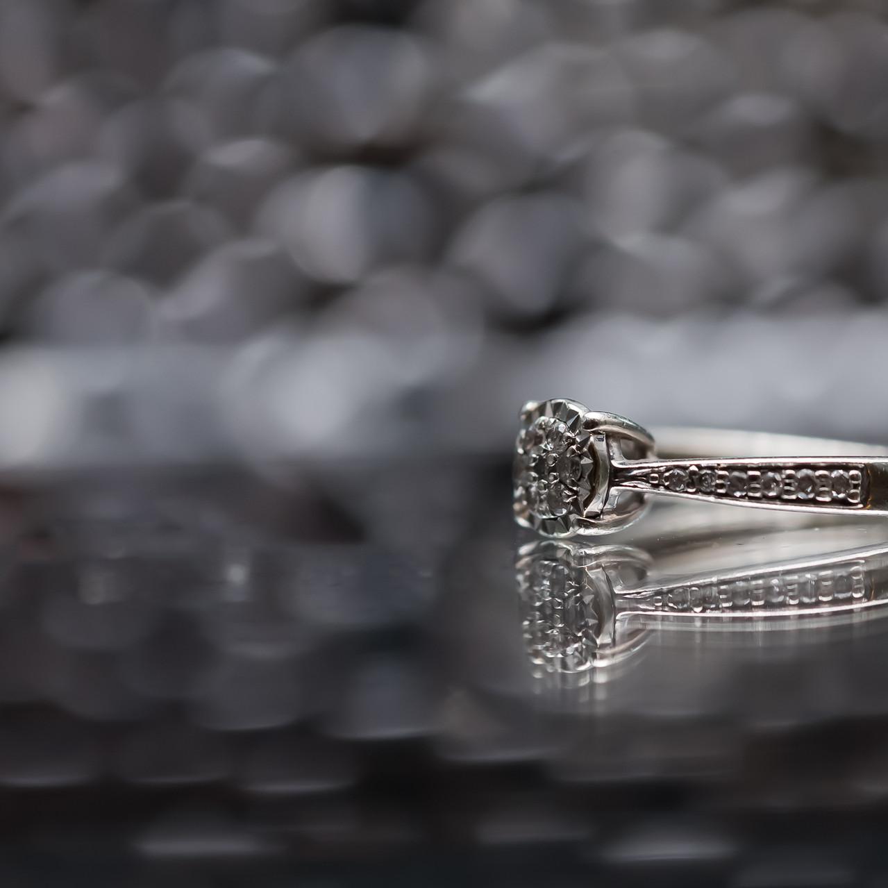 Fay Wedding - Thursford Collection at the Garden Pavilion, Norfolk. Wedding Ring.