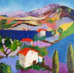Countryside Near Avignon