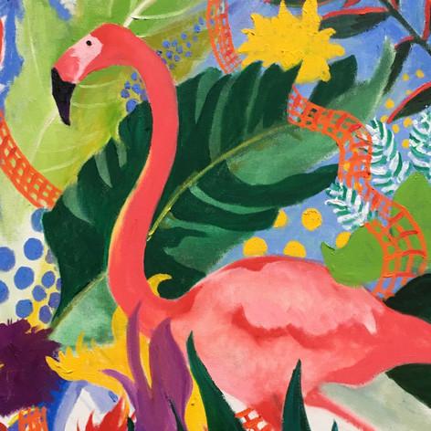 Flamingo Fantasy