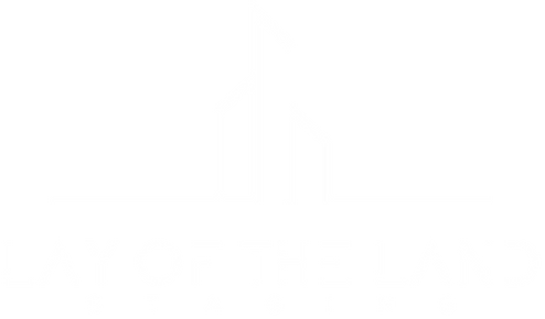 Lay of the Land Staging Logo