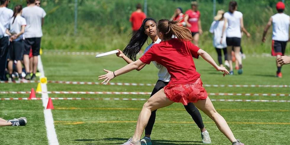 Laboratorio Camp Ultimate Frisbee